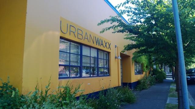 UrbanWaxxExterior